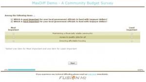 MaxD Demo